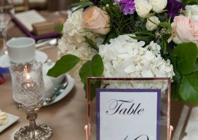 Copper metal Accents For Creative Weddings Blog Wedding Trends For 2018