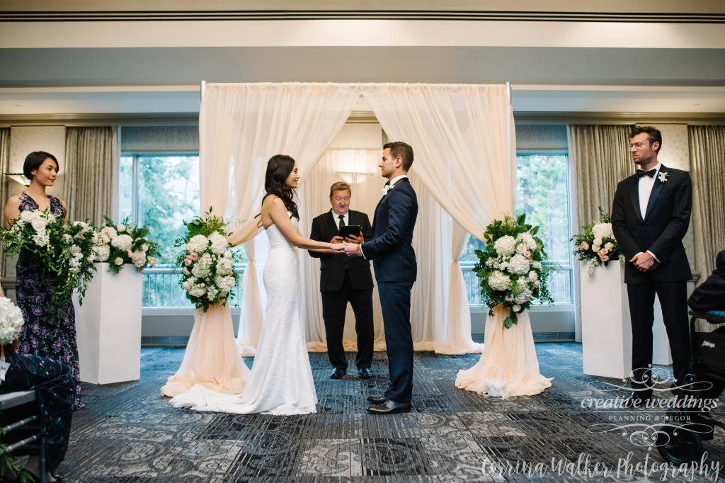 Banff Wedding Ceremony Banff Wedding Planner Creative
