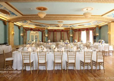 Banff Wedding Planner Florist Decorator Banff Springs White Wedding Cascade Ballroom 1015