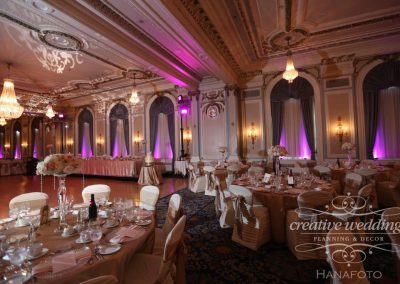 Calgary Banff Wedding Planner Fairmont Palliser Wedding Hanafoto Creative Weddings Calgary Bride 9066