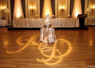 Calgary Bride Fairmont Palliser Luxury Wedding Planner ivory wedding KD_0865