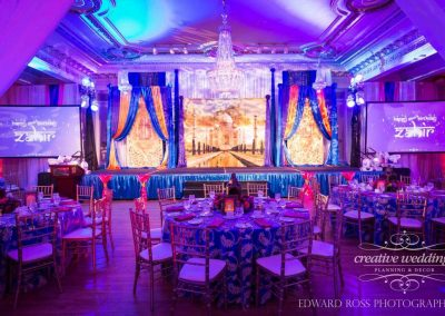 Calgary Wedding Event Planner Bollywood Event Fairmont Palliser Creative Weddings 0206