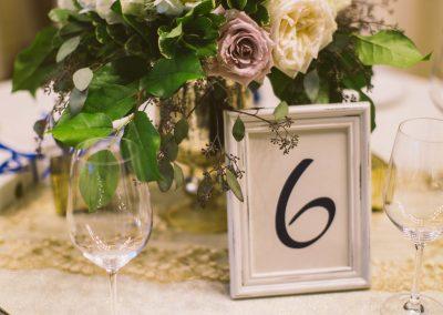 Calgary Wedding Florist Creative Weddings Planning and Decor Vintage Metallic linens Calgary Bride Meg Courtney Photography 0404