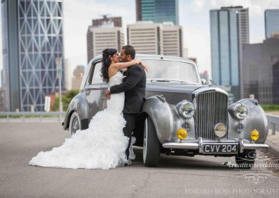 Calgary Wedding Planner Highland Executive Chauffeur Calgary Wedding Calgary Bride Edward Ross 2010