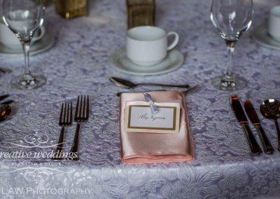 Lake Louise Banff Wedding Planner Chateau Lake Louise Wedding Creative Weddings Planning Decor Blush Wedding TLAW 440