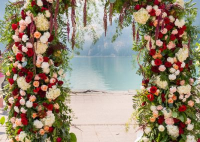 Lake Louise Wedding Planner Florist Chateau Lake Louise Wedding Creative Weddings Floral Designs Banff Bride - Copy