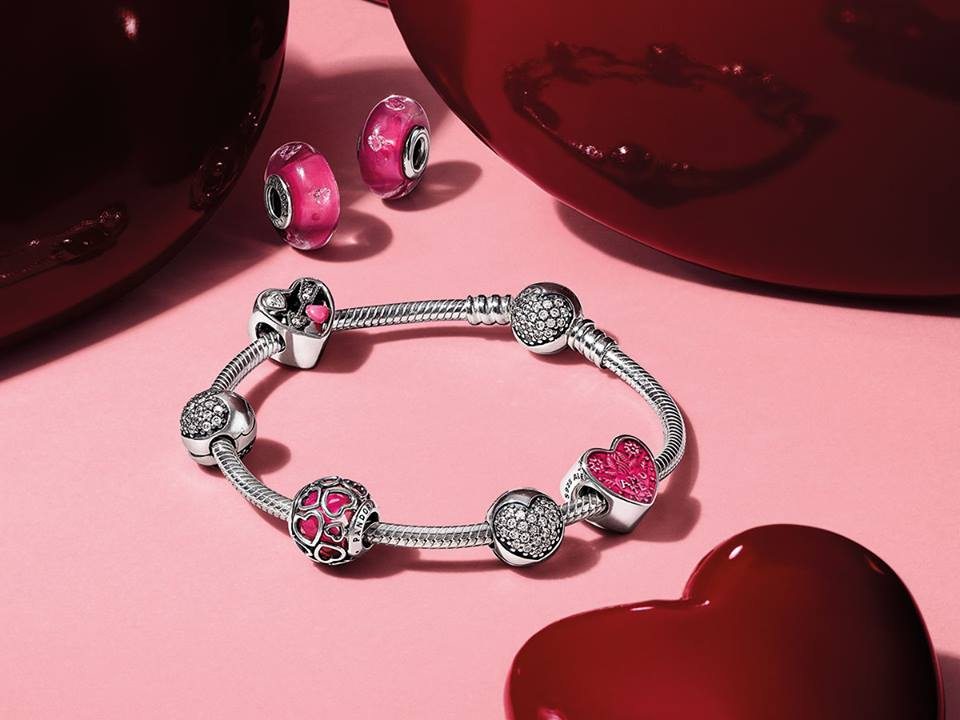 Pandora Bracelet, charm bracelet, Valentine's Day, gifts for her, Valentines gift guide, Creative Weddings Planning & Decor, Calgary Wedding Planner, Banff Wedding Planner