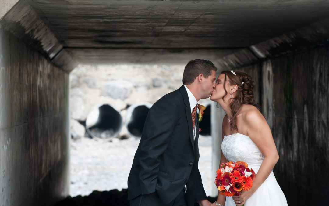 Natalie & Aaron: A Real Wedding Video at Silvertip Golf Resort in Canmore