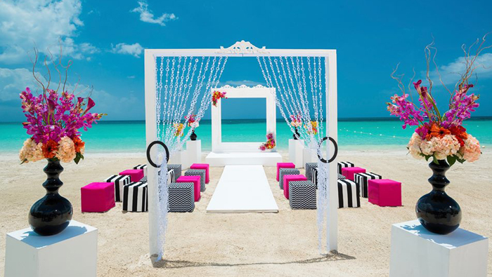 "Sandals Resorts – Their NEW ""Aisle To Isle"" Wedding Inspirations"