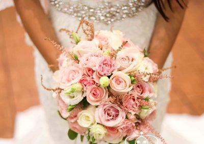 Calgary Wedding Florist Blush Pink Bouquet Creative Weddings Floral Designs 3320-32