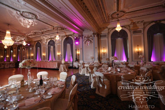 Calgary Best Wedding Venue Fairmont Palliser Wedding Calgary Wedding Planner Creative Weddings Planning and Design Wedding Photos Top Wedding Planner Calgary Wedding Venue Luxury Wedding Decor Palliser Decor and Lighting Crystal Ballroom