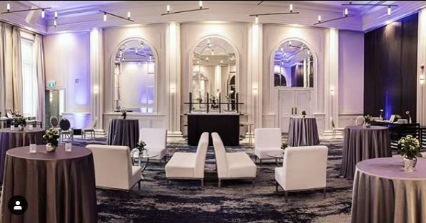Calgary S Best Wedding Venues The Fairmont Palliser Hotel