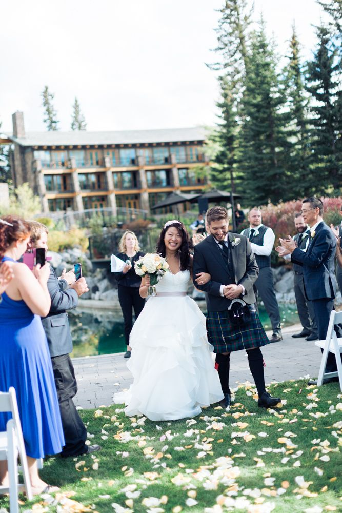 Azuridge Wedding, Creative Weddings Planning & Design, Calgary Wedding Planner, Event Wedding, Fall Wedding, Wedding Planner in Calgary, Newlyweds, Azuridge Wedding Ceremony