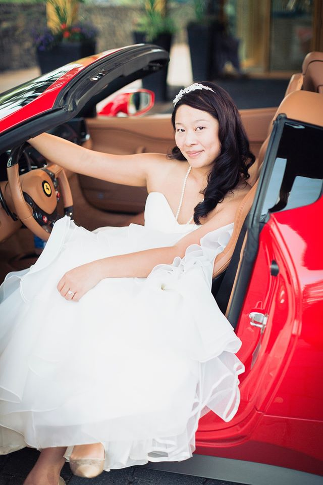 Azuridge Wedding, Creative Weddings Planning & Design, Calgary Wedding Planner, Event Wedding, Fall Wedding, Wedding Planner in Calgary, Newlyweds, Azuridge Wedding Ferrari