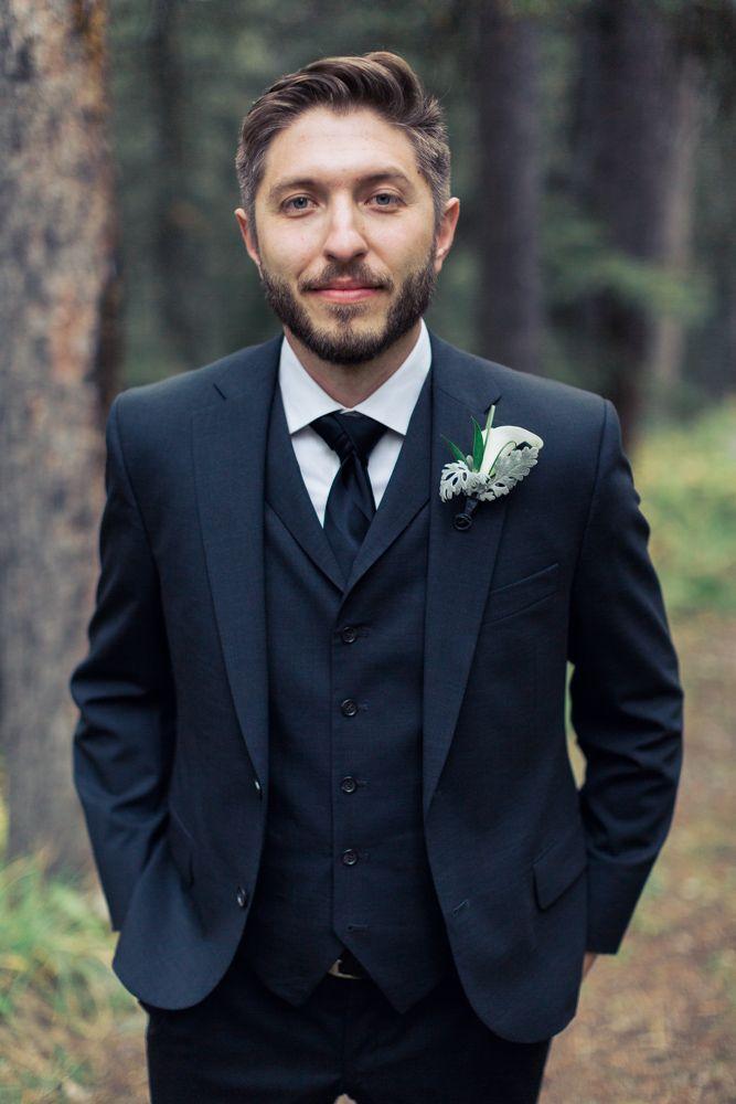 Azuridge Wedding, Creative Weddings Planning & Design, Calgary Wedding Planner, Event Wedding, Fall Wedding, Wedding Planner in Calgary, Handsome Groom