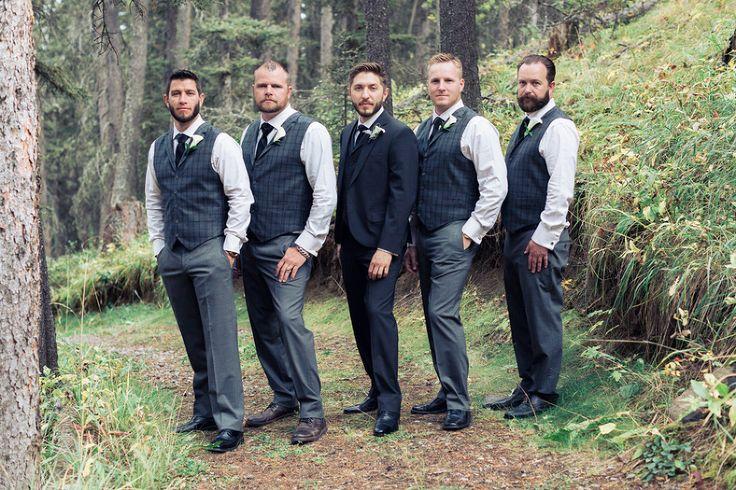 Azuridge Wedding, Creative Weddings Planning & Design, Calgary Wedding Planner, Event Wedding, Fall Wedding, Wedding Planner in Calgary, Groomsmen