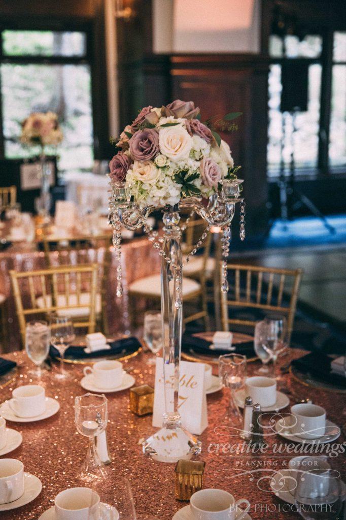 Crystal Candelabra, Mountain Wedding, Luxury Wedding, Lake Louise Wedding, Creative Weddings Planning & Design