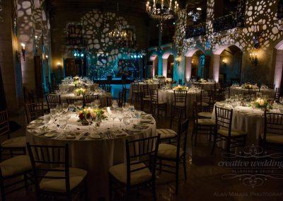 Banff Wedding Planner Creative Weddings Planning and Design Fairmont Banff Springs Wedding Event Lighting Fiori Con Amore alan maudie photography Real Banff Wedding 0802