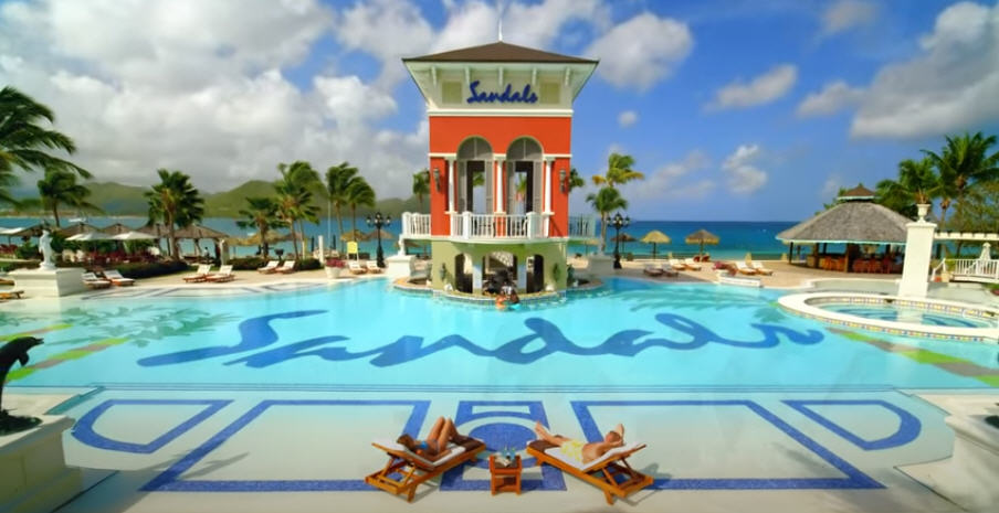How Sandals And Beaches Resorts Are Working To Keep Travelers Safe Amidst Covid